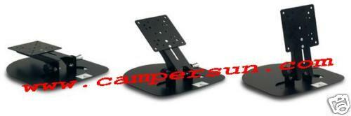 SUPPORTO X TV LCD DA TETTO ROOFMOUNTED CAMPER ROULOTTE CAS