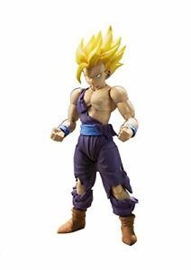 Bandai-S-H-Figuarts-Dragon-Ball-Z-Super-Saiyan-Son-Gohan-About-120Mm-Pvc-Figure