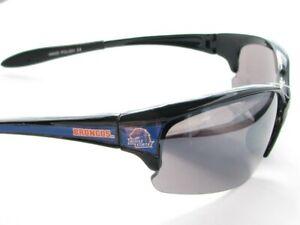 fa8894174c49d Boise State Broncos Black Blue Mens Womens Sunglasses BSU S7JT NCAA ...