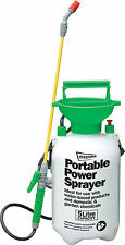 Streetwize 5lt Portable Power Wash Sprayer for Cleaning Cars Garden Windows etc