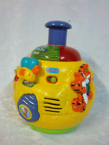 Disney-Play-039-N-Learn-Spinning-Top-Vtech-Winnie-the-Pooh-Learning-Toy-9-034