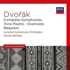 DVORAK-SAMTLICHE-SINFONIEN-TONDICHTUNGEN-OVERTUREN-9-CD-NEU