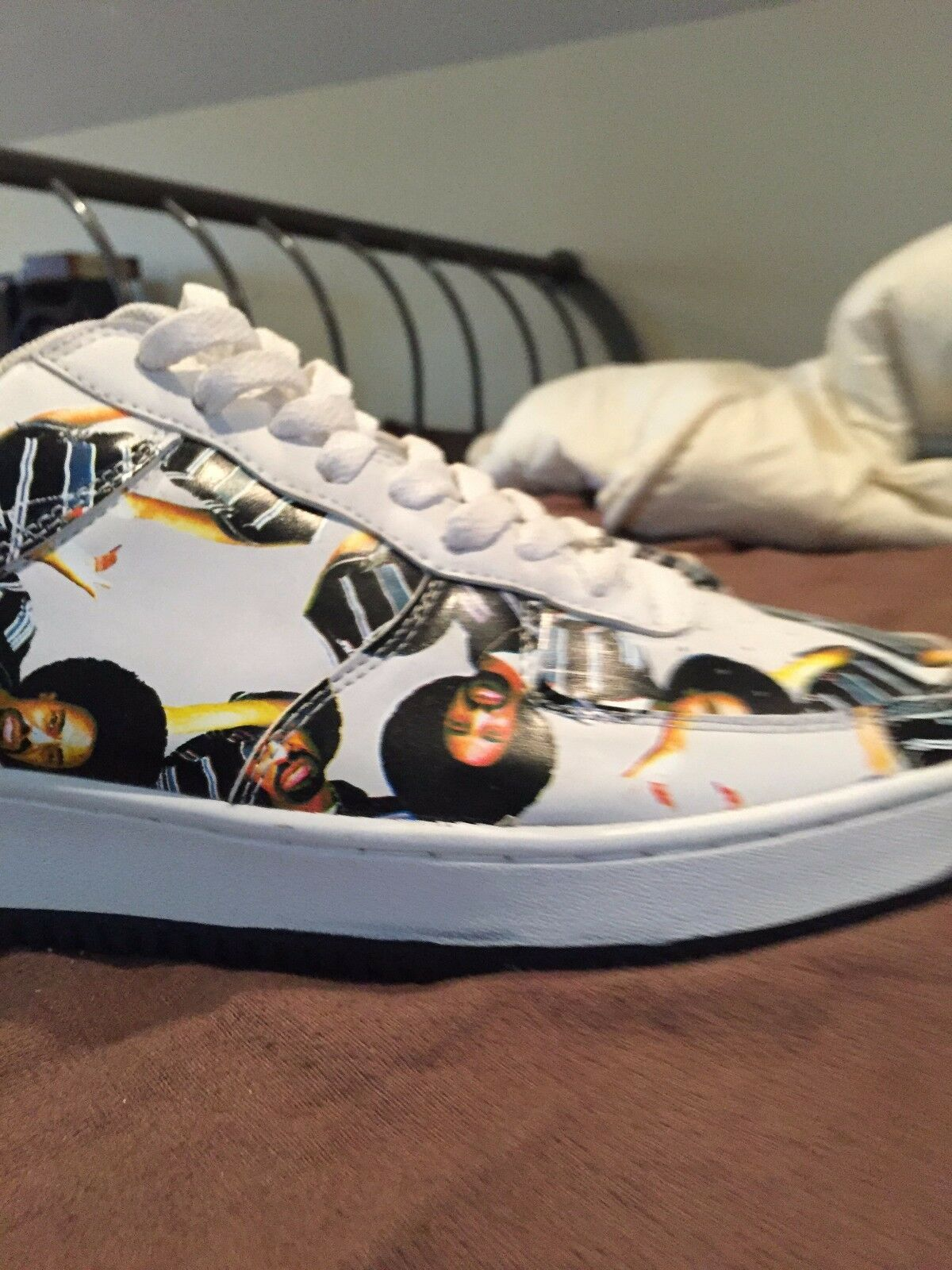 Mac Dre limited edition shoes size 13