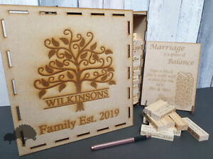 Wooden-block-game-wedding-Guestbook-78-108-or-153-blocks-in-an-engraved-box