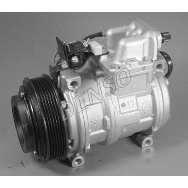 Compresor Aire Acondicionado - Denso DCP17010