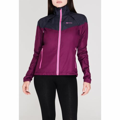 Sugoi Versa Ciclismo Giacca Donna CYCLE cappotto Top giacche in esecuzione