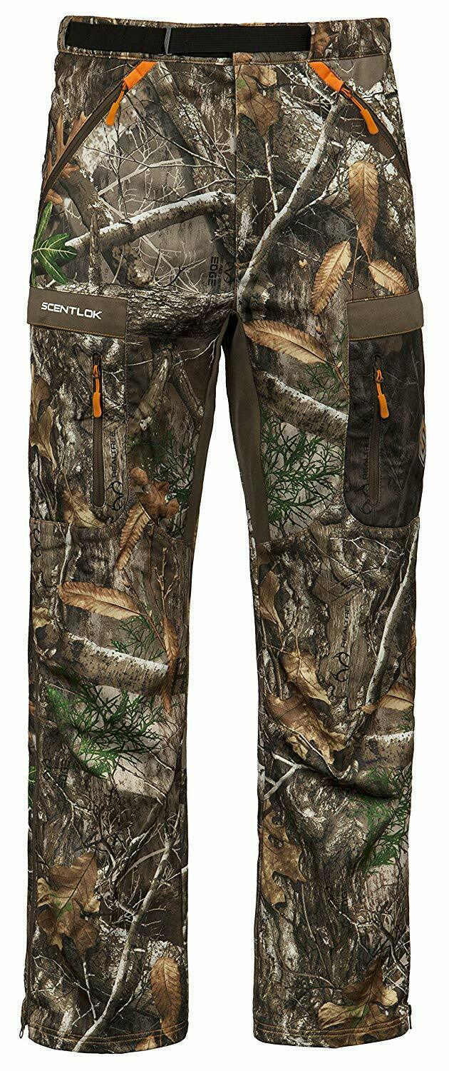 ScentLok Savanna Reign Pant (Realtree Edge, X-Large)