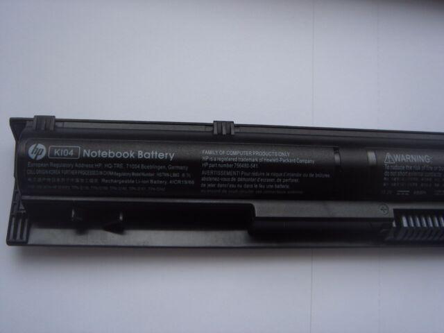 batería original HP KI04 N2L84AA N2L84AA#ABB TPN-Q158 TPN-Q159 TPN-Q160 NUEVA