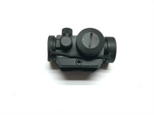 NEW! Field sport 4MOA Red Dot Sight Low Profile Micro Weaver Picatinny Mount