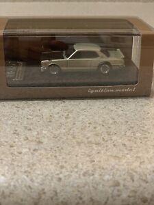 Ignition Model 1/64 Nissan Skyline 2000 GT-R (KPGC 10) OR