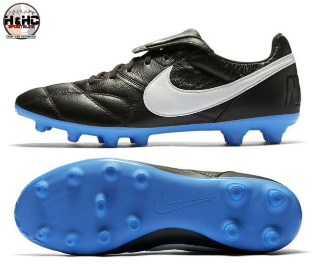 info for fbefa b7c85 Frequently bought together. The Nike Premier II FG 917803 214 Velvet  Brown White Men s Soccer Cleats ...