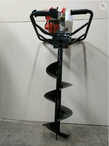 HOC GD7200 AUGER 71 CC + 1 FREE 12 INCH DRILL BIT + 90 DAY WARRANTY + FREE SHIPPING Canada Preview