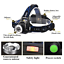 990000LM-Rechargeable-Head-light-LED-Tactical-Headlamp-Zoomable-2x-Charger-18650 thumbnail 5