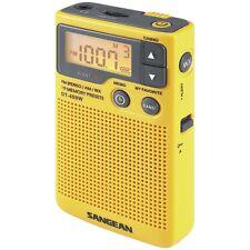 Sangean DT-400W AM/FM Weather & Alert Radio