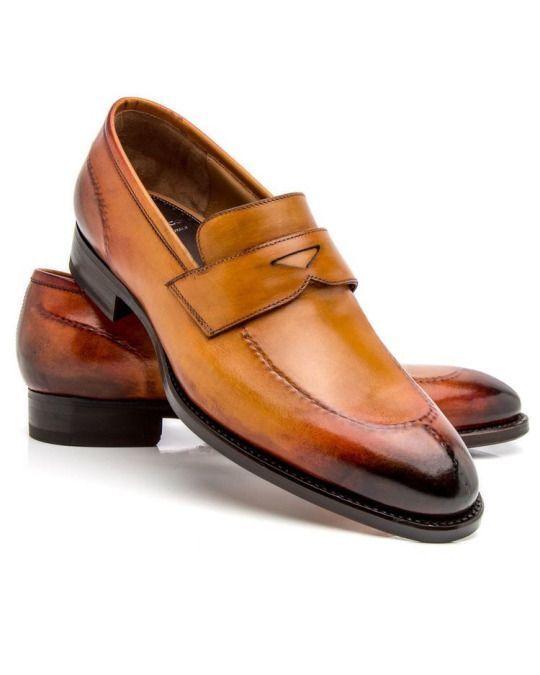 Handmade Men Tan Farbe Formal Formal Formal schuhe, Men Dress schuhe, Leather schuhe For Men a8fe44