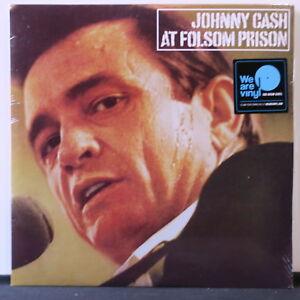 JOHNNY-CASH-039-At-Folsom-Prison-039-Gatefold-180g-Vinyl-LP-Download-NEW-SEALED
