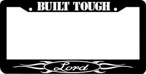 image is loading built tough lord christian license plate frame