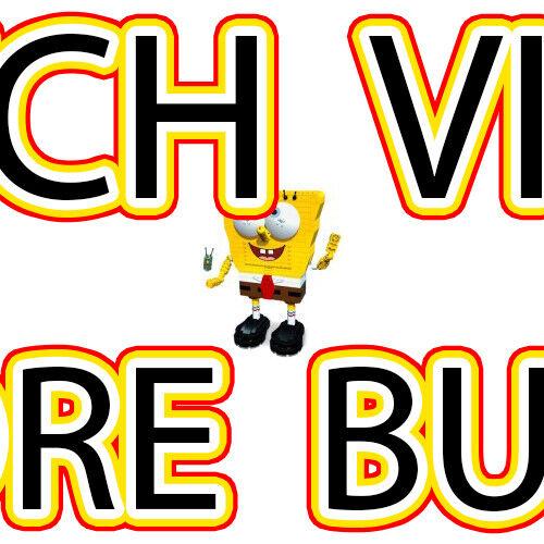Lego  Build-A-Bob Set [itm3] 3826 SpongeBob SquarePants  spedizione veloce in tutto il mondo