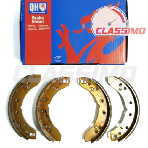 Quinton Hazell 1959 to 1971 Rear Brake Shoes set of 4 for TRIUMPH HERALD
