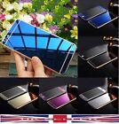 Effetto Specchio Protezione Schermo In Vetro Temperato Cover iPhone 5 5S 6 6S+