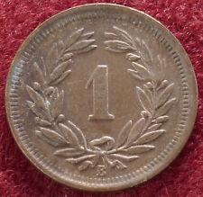 Switzerland 1 Rappen 1912 (C1802)