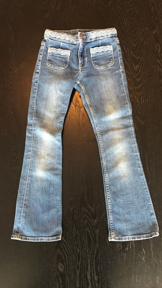 Bukser, Bootcut jeans, H@M