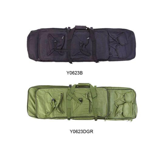100//120 CM Outdoor Sports Shotgun Gun Protection Case Backpack Carry Bag Hot