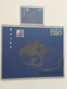 1997-98-DONRUSS-STUDIOS-SILHOUETTES-8X10-amp-REG-WAYNE-GRETZKY-039-D-1500-RARE