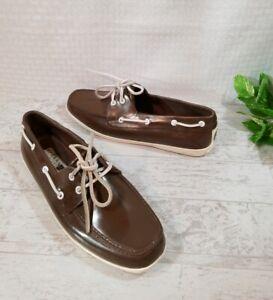 Sperry Top Sider Waterproof Brown