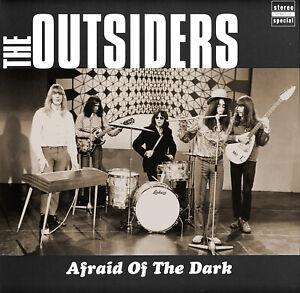 THE-OUTSIDERS-Afraid-Of-The-Dark-180g-vinyl-LP-live-1967-Dutch-Beat-garage-mod