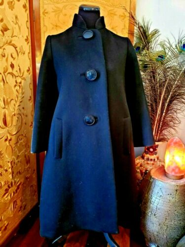 Vintage 1950s NORMAN NORELL New York Designer Wool