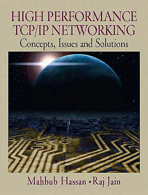 High Performance TCP/IP Networking by Hassan, Mahbub