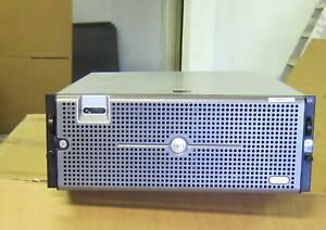 Dell-PowerEdge-R900-4-x-Quad-Core-XEON-16Gb-Ram-5x-750G-Server-16-cores-full-spe