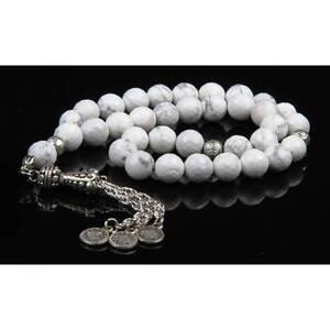 Islamıc Prayer Beads,Havelite stone turkish tasbih,Tesbih Misbaha 33 beads