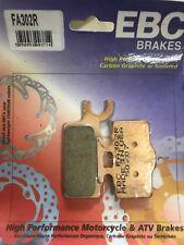 FA302R EBC R Series Long Life Sintered Brake Pads