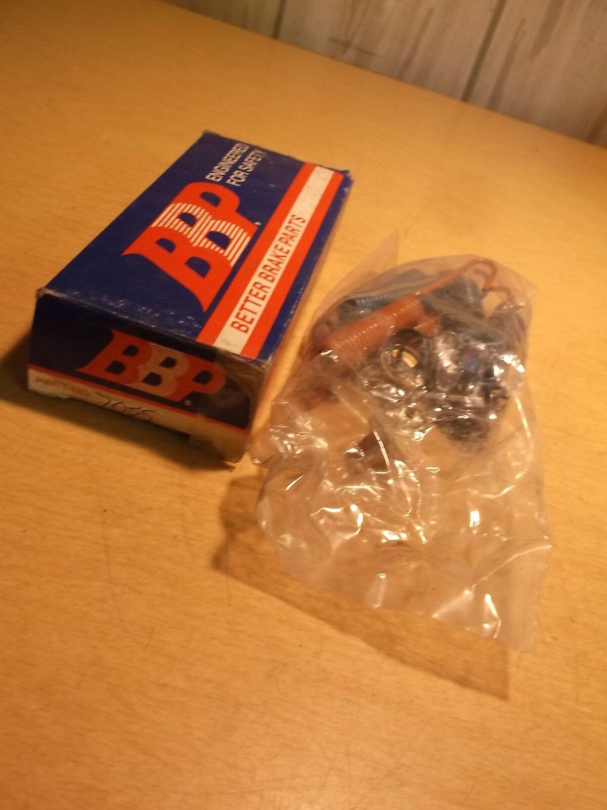 Drum Brake Hardware Kit Rear Better Brake 7055