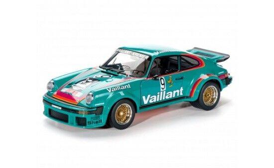 450033600 - Schuco Porsche 934 RSR  9  Vaillant  (B.Wollek) (00336) - 1 18