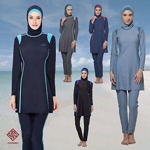 AlHamra-Zarqa-Modest-Burkini-Womens-Islamic-Muslim-Swimwear-Swimsuit-S-6XL