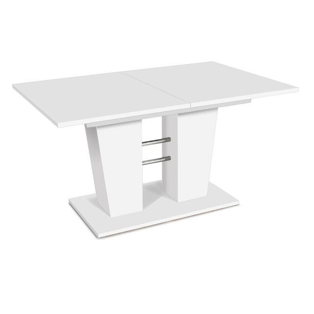 Esstisch BREDA ausziehbar In Weiß - 001353 | eBay