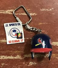 MLB St Louis Cardinals Baseball Catcher Lil' Sports Brat Key Chain.