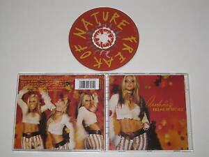 ANASTACIA/FREAK OF NATURE (EPIC 504 757 2) CD ALBUM