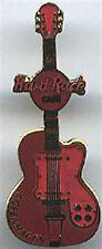 Hard Rock Cafe COPENHAGEN 2001 MINI GUITAR Series PIN
