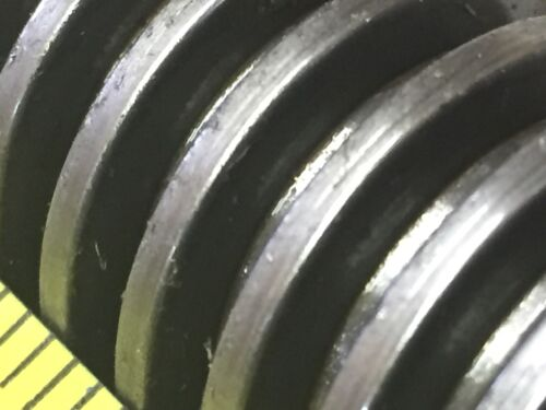 1-5 x 6' Plain Low Carbon Steel ACME Threaded Rod 44940 Śruby
