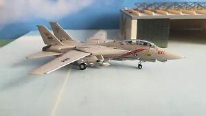 NEU VF-114 Herpa Wings 558884-1:200: Grumman F-14A Tomcat OVP