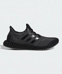 NUOVO-Adidas-ultraboost-4D-5-0-Scarpe-Da-Corsa-Scarpe-da-ginnastica-G58160-Nero-di-carbonio