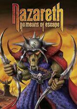 NAZARETH - NO MEANS OF ESCAPE  DVD NEU