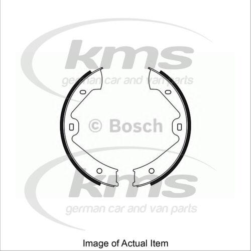 Nouveau Authentique Bosch Frein à Main Frein De Stationnement Chaussure Kit 0 986 487 755 Haut allemand Qual