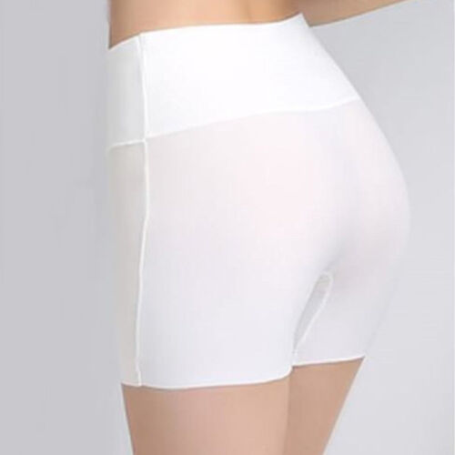 Women Ladies Elastic Safety Lace Soft Under Shorts Pants Legging Render One Size