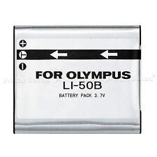 LI-50B LI50B Battery for Olympus SP-720UZ SP-800UZ SP-810UZ
