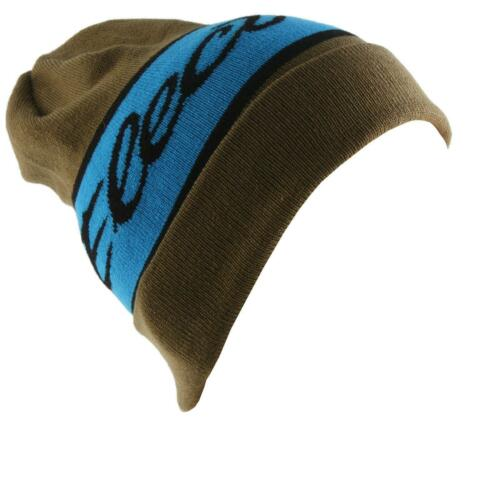 Electra Beanie trendige Mütze Wintermütze Damen Herren Kinder Strickmütze WOW